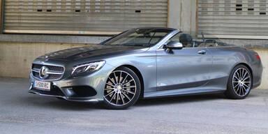 Mercedes S 500 Cabrio im Test