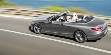 Neues S-Klasse Cabrio geht an den Start