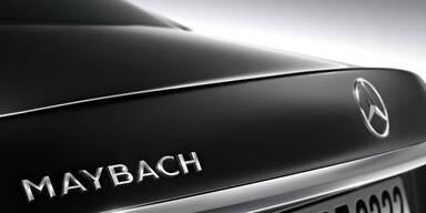 Mercedes bringt S-Klasse Maybach