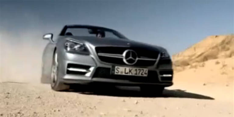 Der neue Mercedes SLK im ersten Test