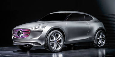 Mercedes zeigt das Auto der Zukunft