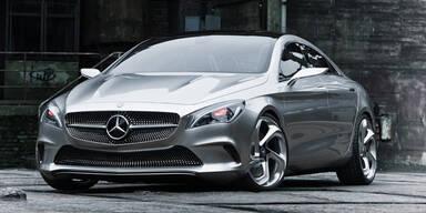 Mercedes verschiebt Wasserstoffauto