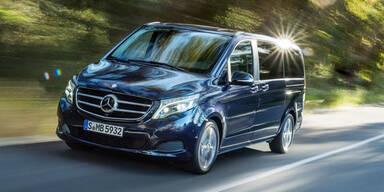 So fährt sich die neue Mercedes V-Klasse