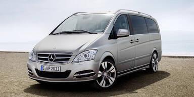 Mercedes präsentiert den Viano Vision Pearl