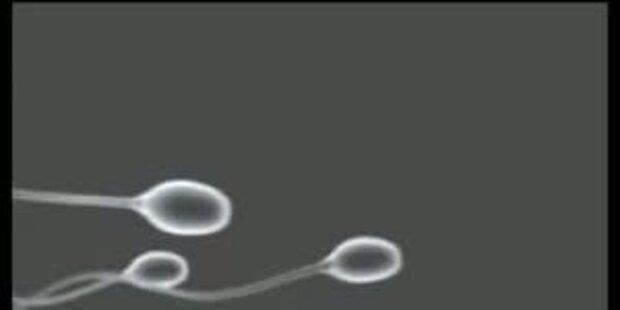 Mercedes: Spermien