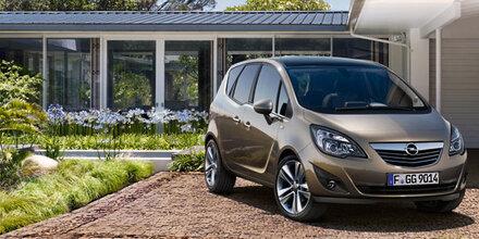 Opel Meriva Probe fahren und gewinnen!
