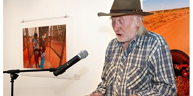 Merkatz eröffnete Australien-Ausstellung