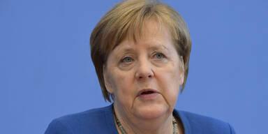 Kanzlerin Merkel beendet Quarantäne