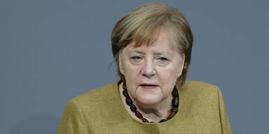 Merkel will Lockdown bis 28. März verlängern