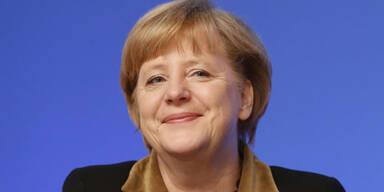Merkel als CDU-Vorsitzende bestätigt