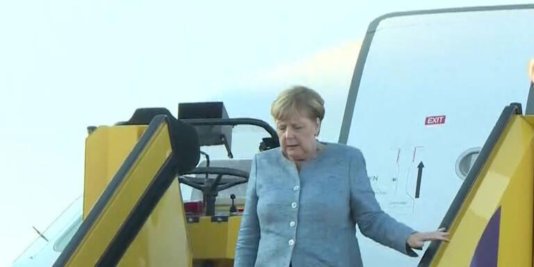 Merkel reist zu Treffen mit Erdogan in die Türkei