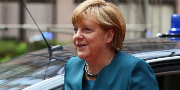 Merkel wieder mächtigste Frau der Welt