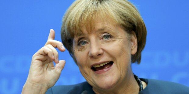 Union und SPD sprechen über Große Koalition