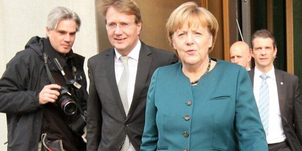 CDU zufrieden mit Sondierungsgesprächen