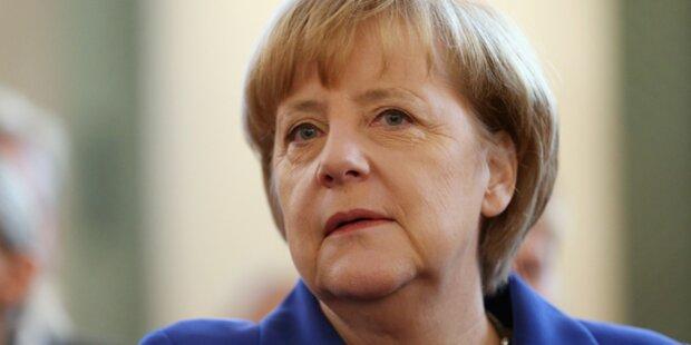USA überwachten Merkels Handy