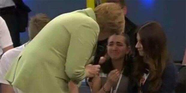 Merkel lud Reem ins Kanzleramt ein
