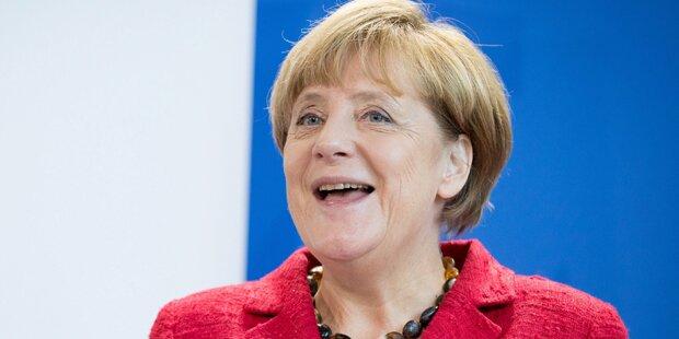 Merkel: Favoritin auf Friedensnobelpreis