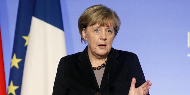 Merkel berät über Krisenlösung in China