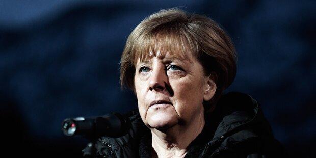 Erstmals Mehrheit gegen Merkels Flüchtlingspolitik