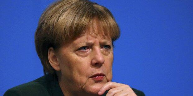 Merkel ist ein Risiko für die ganze Welt