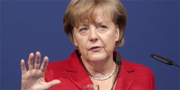 Merkel bremst Schwarz-Grün-Debatte