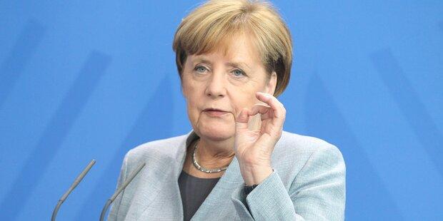 Merkel will Kooperation mit Türkei