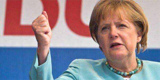Merkel mächtigste Frau der Welt