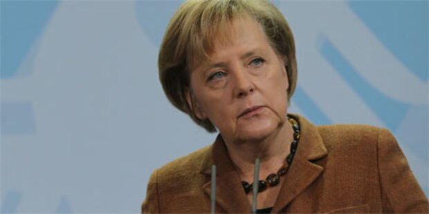 Bombenpaket an Merkel geschickt