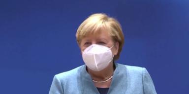 Merkel mit negativer Corona-Prognose
