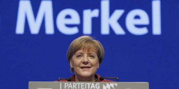 Merkels Neujahrsansprache mit arabischen Untertiteln?