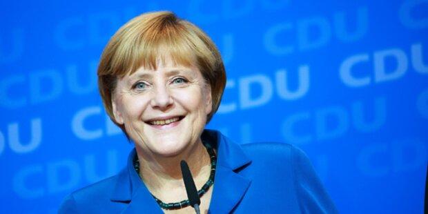 Deutsche wollen große Koalition