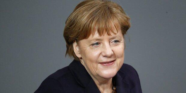 Merkel wieder beliebter