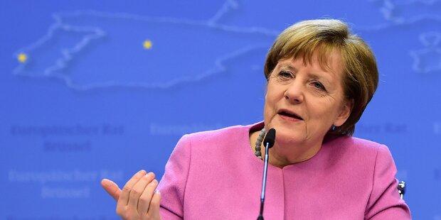 Merkel wehrt sich gegen Schließung der Balkanroute