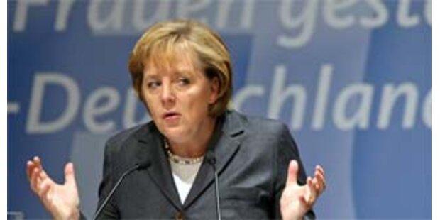 Merkel attestiert SPD