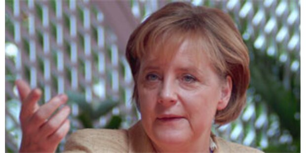 Angela Merkel war