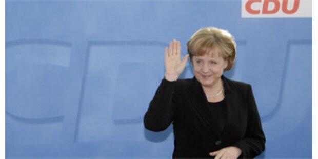 Merkel wirft SPD-Chef Wortbruch vor
