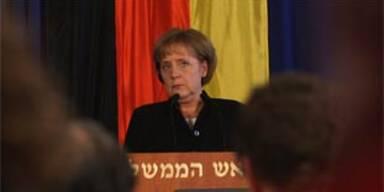 Angela Merkel in Israel