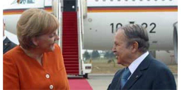 Flugzeugschaden hindert Merkel am Abflug