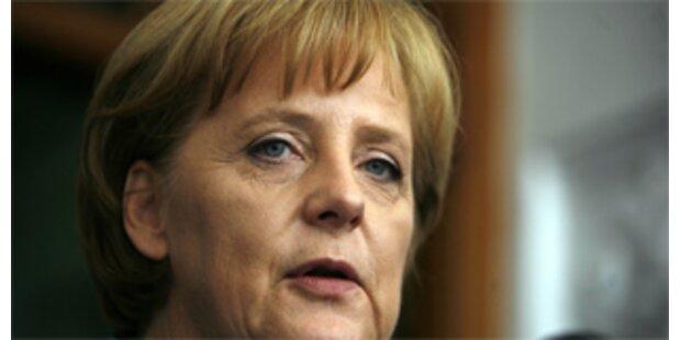 Merkel besucht die Ukraine