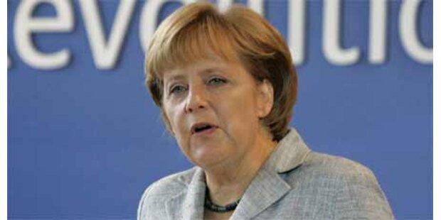 DDR-Stasi wollte Merkel anwerben