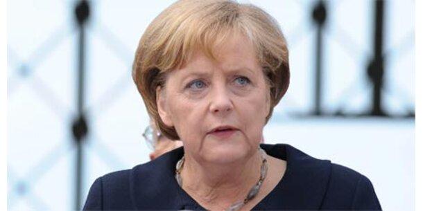 Merkel: Kein klares Nein zu RHJI