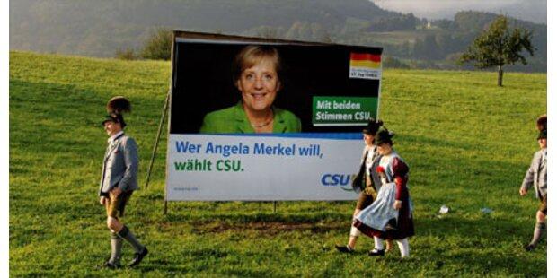 Steckbrief Angela Merkel