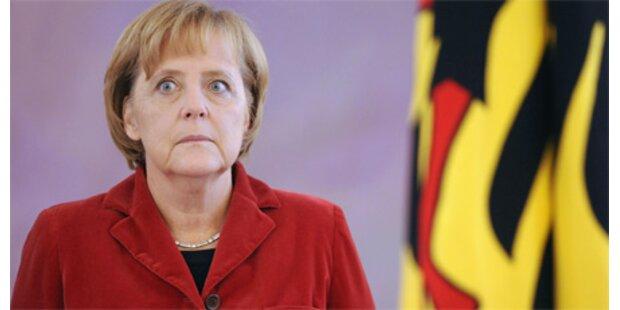 Merkel ist zum zweiten Mal Kanzlerin