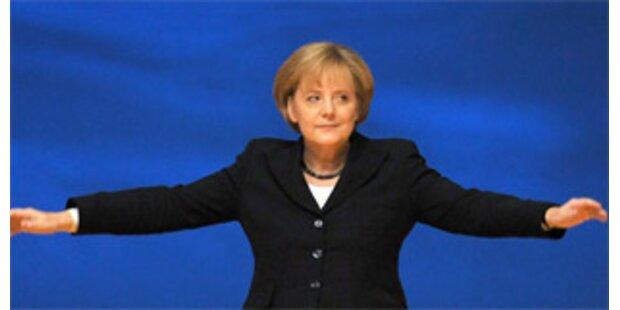 Krisengipfel zur Wirtschaftskrise in Berlin