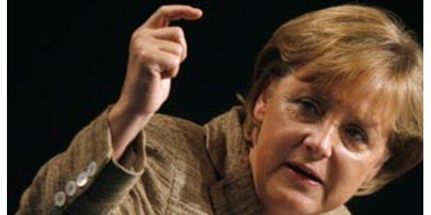 Merkel droht Iran mit Sanktionen