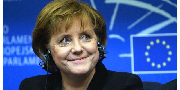 Merkel forciert EU-Verfassung