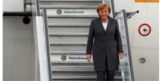Merkel in Bukarest: Zu früh für NATO-Erweiterung