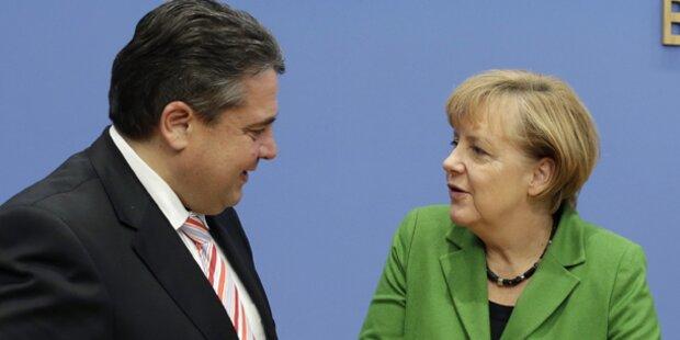 SPD und Union streiten sich um Finanzminister