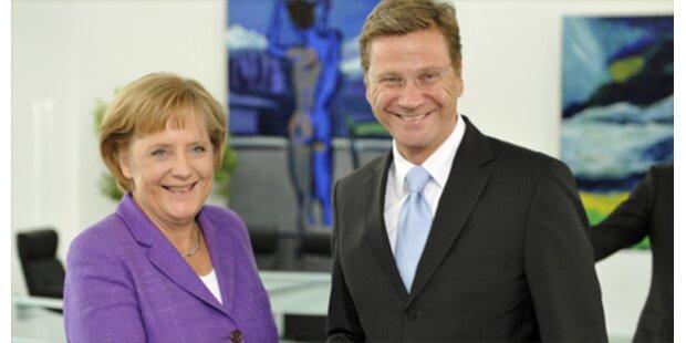 Merkel will Regierung bis 9. November