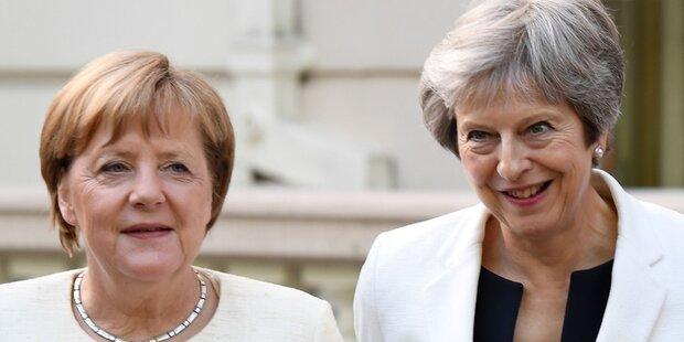 Merkel und May zu Gast bei Salzburger Festspielen